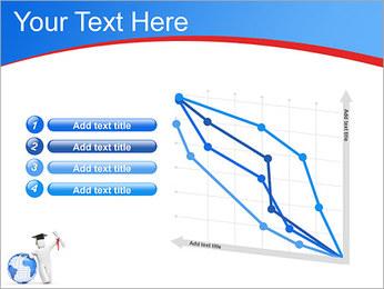 Diplomado Modelos de apresentações PowerPoint - Slide 13
