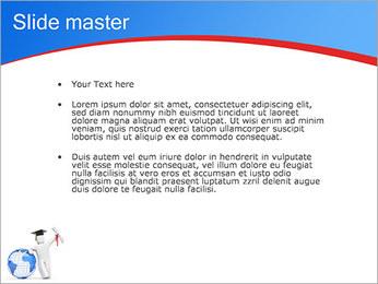 Diplomado Modelos de apresentações PowerPoint - Slide 2