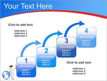 Diplomado Modelos de apresentações PowerPoint - Slide 20