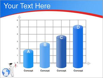 Diplomado Modelos de apresentações PowerPoint - Slide 21