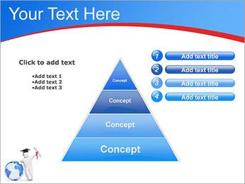 Diplomado Modelos de apresentações PowerPoint - Slide 22
