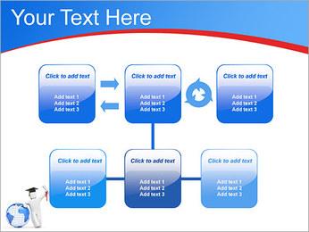 Diplomado Modelos de apresentações PowerPoint - Slide 23