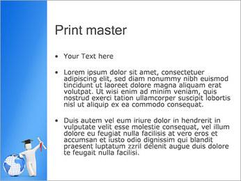 Diplomado Modelos de apresentações PowerPoint - Slide 24