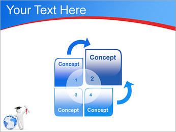 Diplomado Modelos de apresentações PowerPoint - Slide 5
