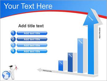 Diplomado Modelos de apresentações PowerPoint - Slide 6