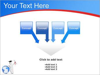 Diplomado Modelos de apresentações PowerPoint - Slide 8