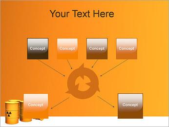 Déchets nucléaires Modèles des présentations  PowerPoint - Diapositives 10