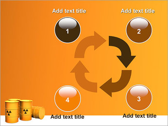 Déchets nucléaires Modèles des présentations  PowerPoint - Diapositives 14