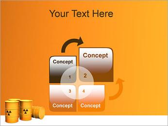 Déchets nucléaires Modèles des présentations  PowerPoint - Diapositives 5