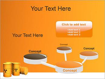 Déchets nucléaires Modèles des présentations  PowerPoint - Diapositives 9