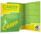 Successful Career Brochure Templates