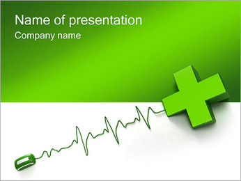 Online Pharmacy PowerPoint Template
