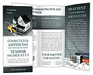Real Estate Property Brochure Templates
