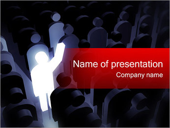 Opinion PowerPoint Template