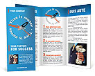 Time is Money Brochure Template