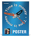 Time is Money Poster Templates
