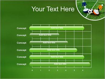 Futebol Modelos de apresentações PowerPoint - Slide 17