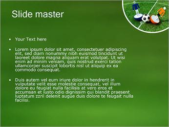 Futebol Modelos de apresentações PowerPoint - Slide 2