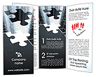 Last Puzzle Pieces Brochure Templates