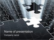 Last Puzzle Pieces PowerPoint Templates