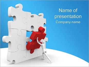 Parte importante Modelos de apresentações PowerPoint - Slide 1