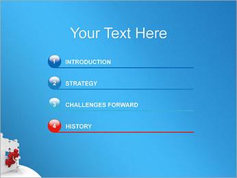 Parte importante Modelos de apresentações PowerPoint - Slide 3