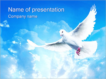 World Peace PowerPoint Template