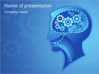 Mentality PowerPoint Template