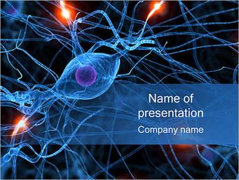 Célula nervosa atividade Modelos de apresentações PowerPoint