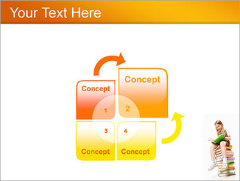Learning PowerPoint Template - Slide 5
