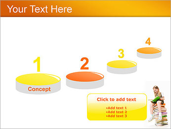 Learning PowerPoint Template - Slide 7