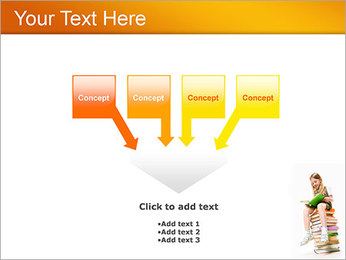 Learning PowerPoint Template - Slide 8