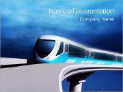 Train PowerPoint Templates