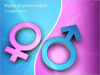 Sexe Modèles des présentations  PowerPoint
