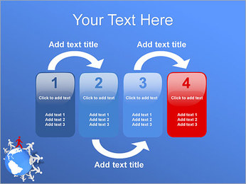 Torcer el Mundo Plantillas de Presentaciones PowerPoint - Diapositiva 11