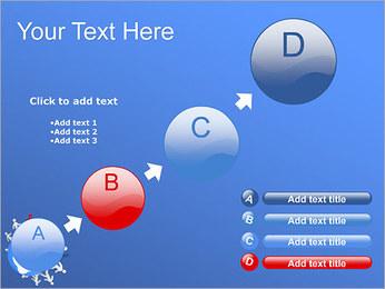 Torcendo o mundo Modelos de apresentações PowerPoint - Slide 15