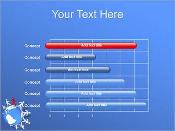 Torcendo o mundo Modelos de apresentações PowerPoint - Slide 17