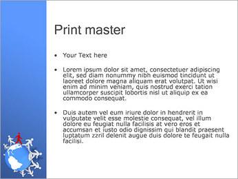 Torcer el Mundo Plantillas de Presentaciones PowerPoint - Diapositiva 24