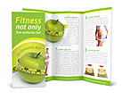 Diet Brochure Template