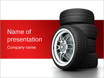 Wheels PowerPoint Template