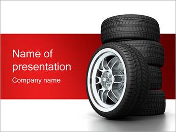 Roues Modèles des présentations  PowerPoint - Diapositives 1
