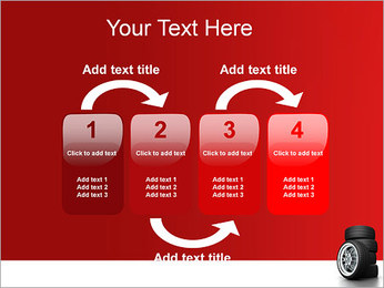 Roues Modèles des présentations  PowerPoint - Diapositives 11