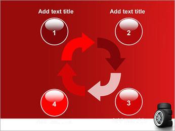 Roues Modèles des présentations  PowerPoint - Diapositives 14