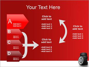 Roues Modèles des présentations  PowerPoint - Diapositives 16