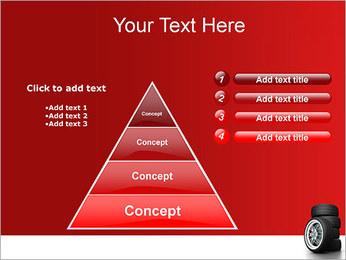 Roues Modèles des présentations  PowerPoint - Diapositives 22