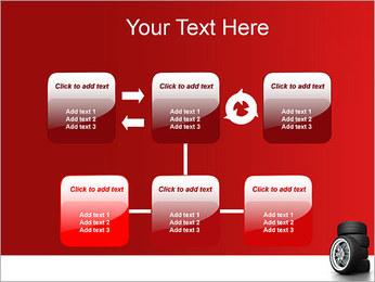Roues Modèles des présentations  PowerPoint - Diapositives 23