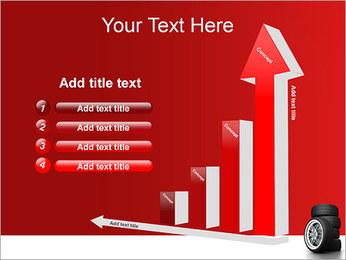 Roues Modèles des présentations  PowerPoint - Diapositives 6