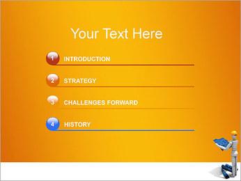 Planejamento Modelos de apresentações PowerPoint - Slide 3