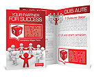 Team of People Brochure Templates