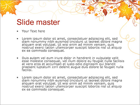 autumn powerpoint template backgrounds google slides id